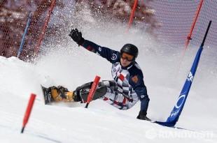 Андрей Соболев, сноуборд