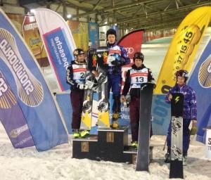 Андрей Соболев победил на этапе Кубка Европы !!!