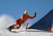 Тренировка PSL Сборной России по сноуборду в Капруне, Австрия