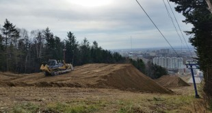 В Южно-Сахалинске на горе Парковой появится еще одна трасса, новые трамплины и хафпайп