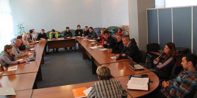 Судейский семинар прошел в Челябинской области. Итоги.