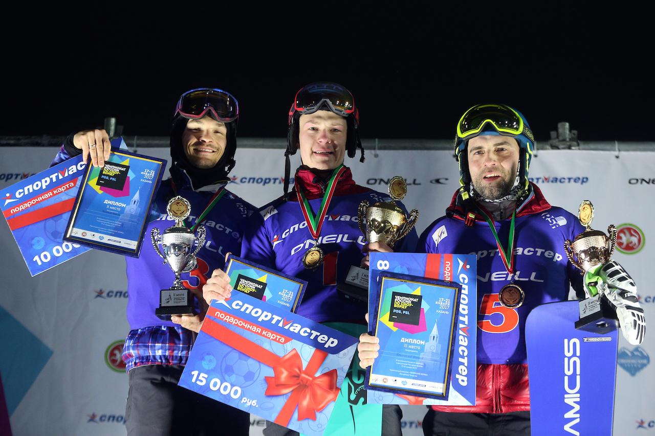 Чемпионат России 2017