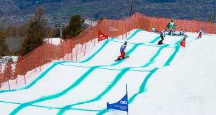 2017 SBX World Cup Veysonnaz Qualifiers