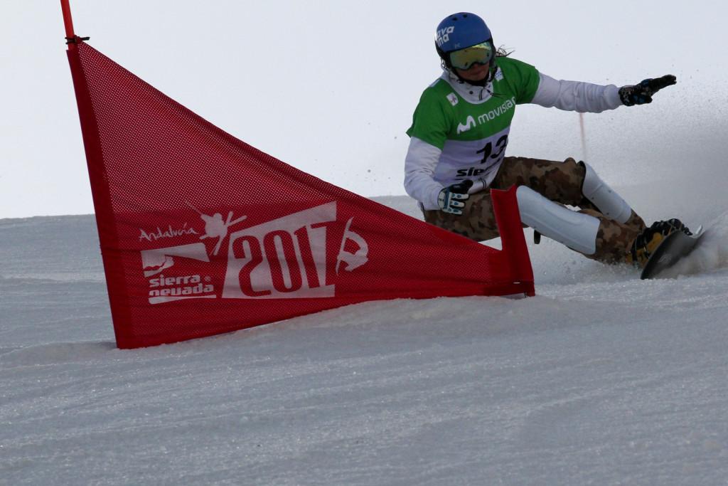 Alena Zavarzina (RUS) - Sierra Nevada 2017 FIS Snowboard World Championships - PGS