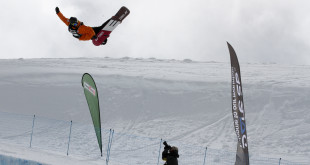 2013 World Cup Finals Sierra Nevada - Halfpipe - Ayumu Nedefuji (JPN)