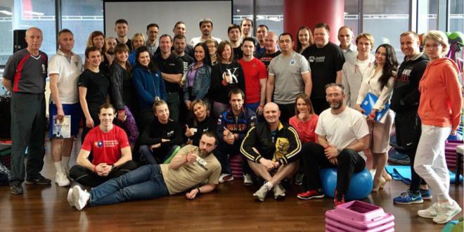 Обучающий семинар «Спортивная реабилитация спортсменов после травмы плеча. Методология и практика» пройдёт в Санкт-Петербурге