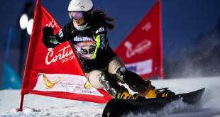FIS Snowboard World Cup - Cortina d'Ampezzo ITA - PSL -      SOBOLEVA Natalia RUS © Miha Matavz