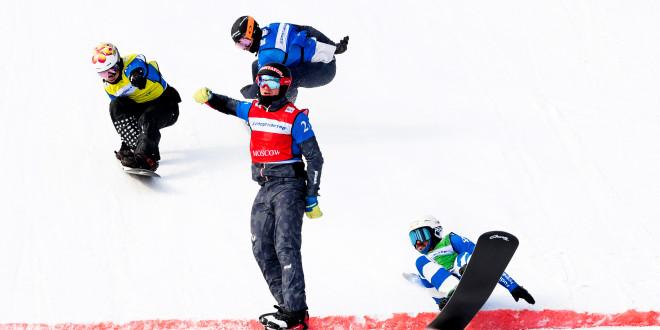 Сноуборд-кросс среди смешанных команд войдет в программу зимней Олимпиады