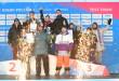 Дильман и Лаптева выиграли III этап Кубка Росиии в сноуборд-кроссе