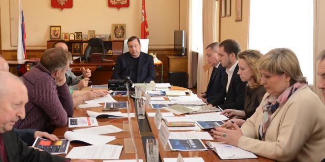 Президент ФСР принял участие в обсуждении строительства горнолыжного комплекса в Смоленской области
