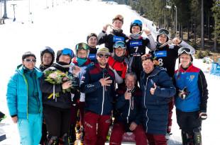 FIS Junior World Championship - Rogla SLO - PGS - Team Russia © Miha Matavz/FIS