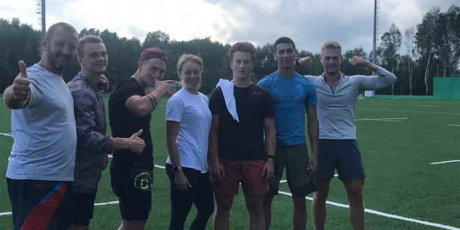 В Кисловодске завершился тренировочный сбор у команды в параллельных дисциплинах