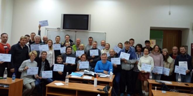 В Санкт-Петербурге прошел судейский семинар