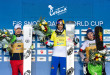 Слуев выиграл бронзу на этапе Кубка мира в Италии