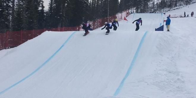 I и II этапы Кубка России по сноуборд-кроссу пройдут с 4 по 9 декабря в Кемеровской области // SBX