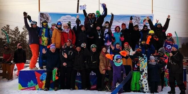 Дильман досрочно выиграл Кубок России по сноуборд-кроссу