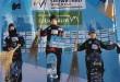 Хадарин выиграл этап Кубка мира в слоуп-стайле в Италии