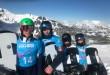 Анастасия Привалова заняла 4 место в сноуборд-кроссе на юношеской Олимпиаде