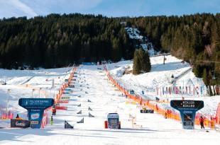 FIS Snowboard World Cup - Bad Gastein AUT - Snowboard Parallel Team Event - Overview © Miha Matavz/FIS