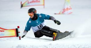 FIS Snowboard World Cup - Bad Gastein AUT - PSL - LOGINOV Dmitry RUS © Miha Matavz/FIS