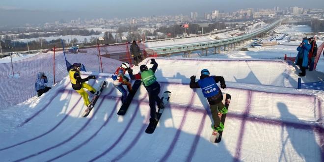 Первенство Сибирского федерального округа пойдет 2-8 марта в Новосибирске // PSL, SBX, BA
