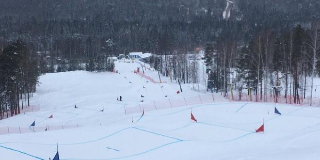 IV этап Кубка России по сноуборд-кроссусостоится в конце февраля