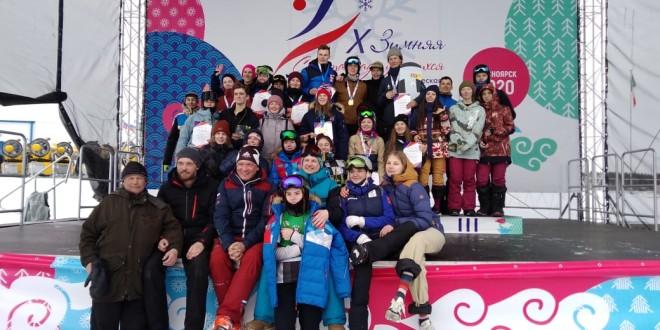 Первенство России: итоги соревнований в дисциплине сноуборд-кросс