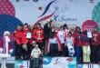 Сборная Москвы выиграла командный зачет на X Зимней Спартакиаде