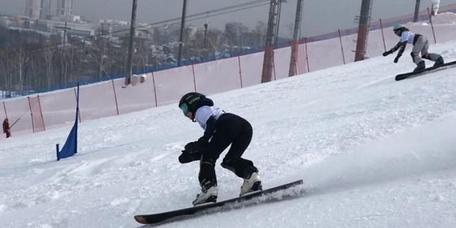 Подведены итоги общего зачета Кубка России по сноуборду в параллельных дисциплинах