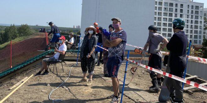 Антон Благовидов: Теперь летом мы будем делать упор на выполнение трюков
