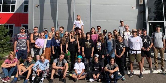 Сбор у команды по сноуборду в акробатических дисциплинах пройдет в Новосибирске