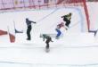 Пауль — 16-я на этапе Кубка мира по сноуборд-кроссу