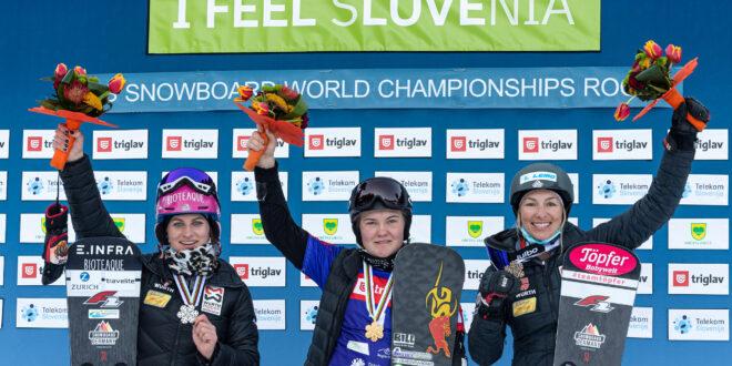 Надыршина стала чемпионкой мира, у Логинова — бронза