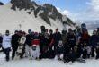 Команда по акробатическим дисциплинам завершила тренировочный сбор в «Красной поляне»